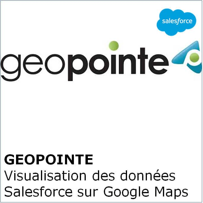 Geopointe - Solution de cartographie sur Salesforce