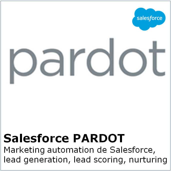 Pardot - Marketing automation de Salesforce