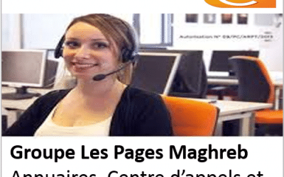 Les Pages Maghreb